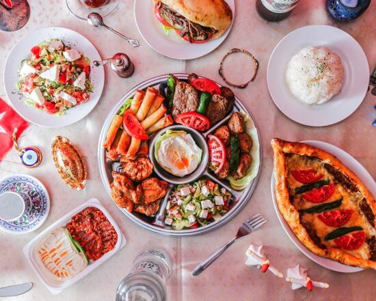 トルコレストラン DEDE