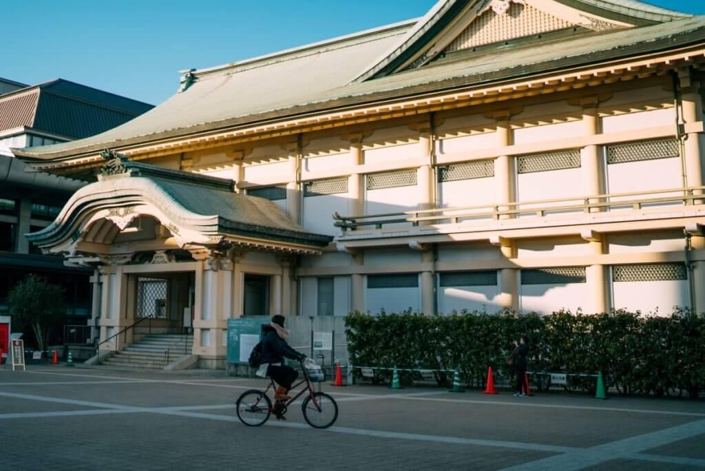 京都でレンタル自転車に乗って稼ぐ!