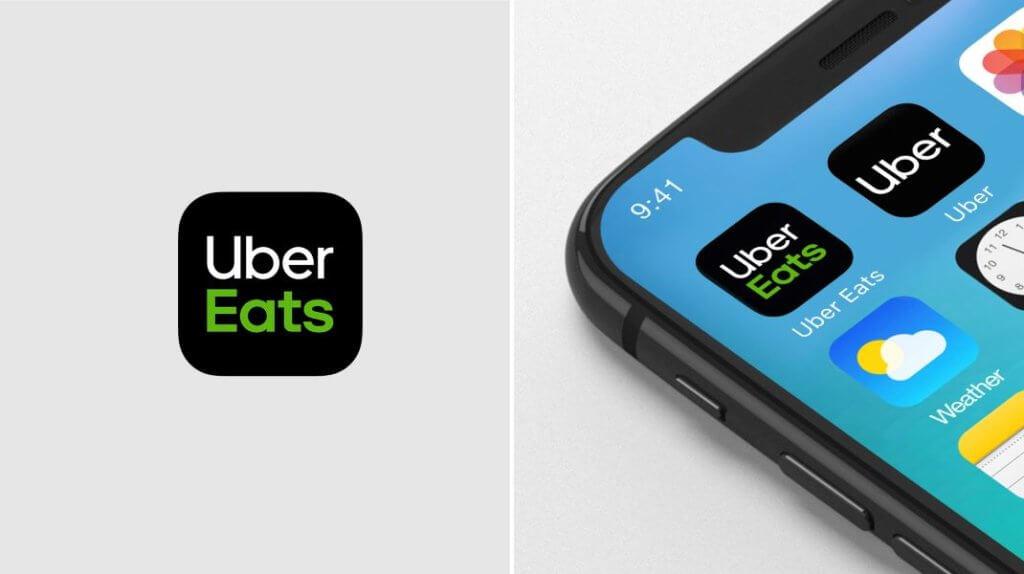 Uber Eats(ウーバーイーツ)のアプリ