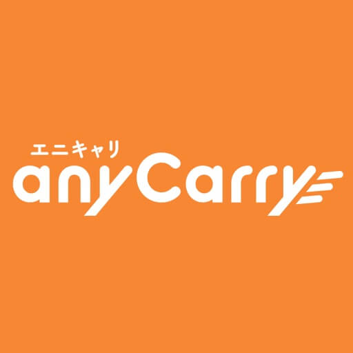 anycarry(エニーキャリ)ロゴ