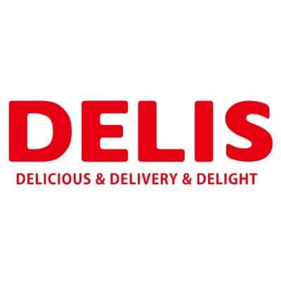 DELIS(デリズ)ロゴ