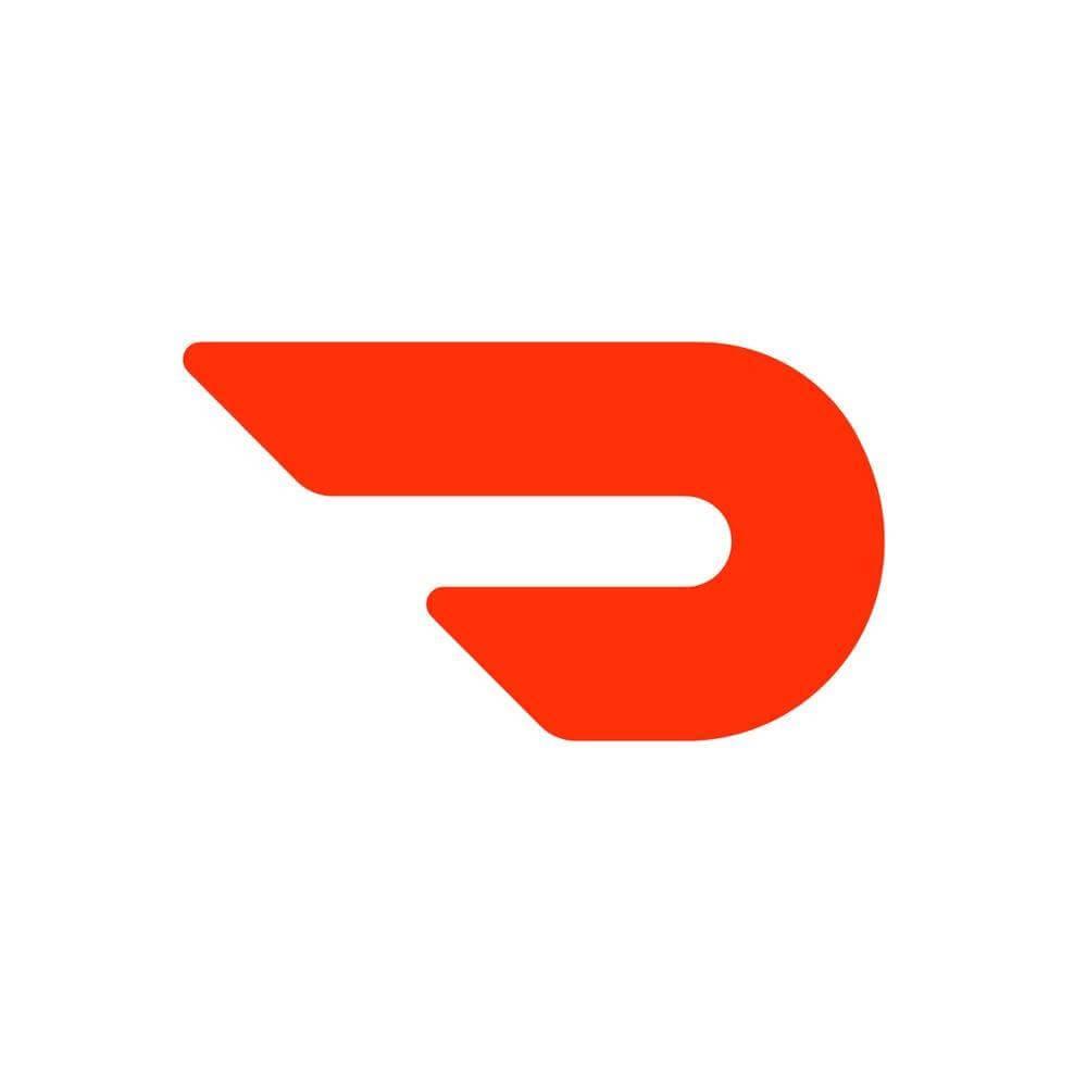 DoorDash(ドアダッシュ)logo
