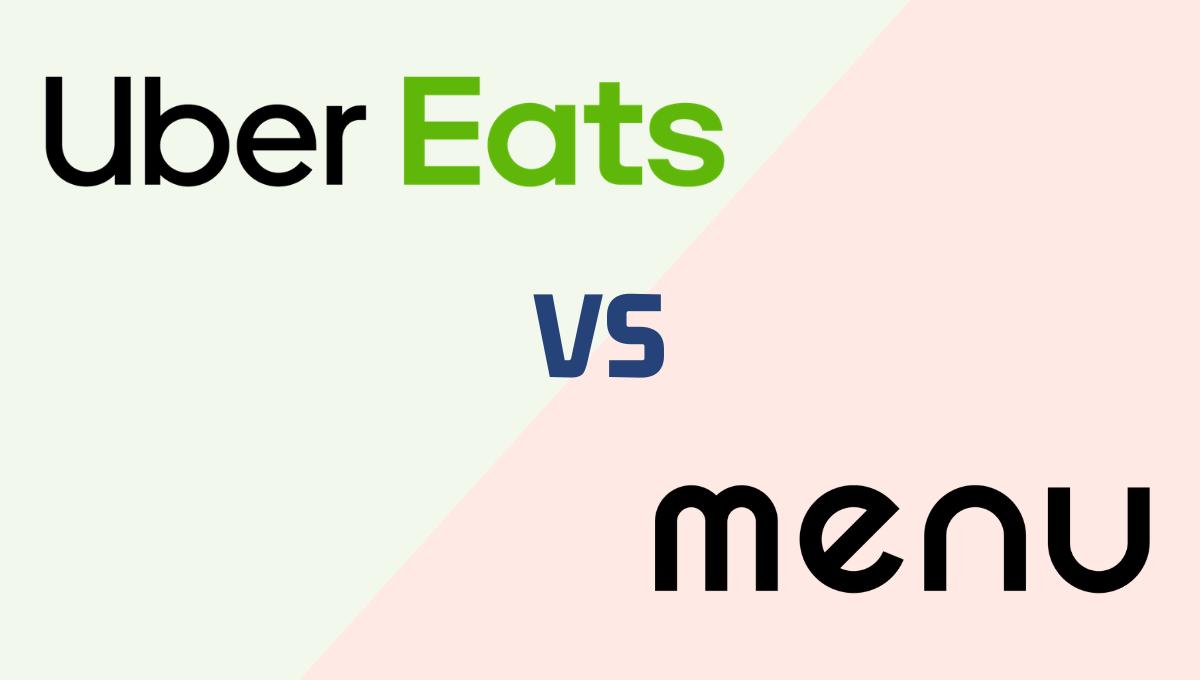 Uber Eats(ウーバーイーツ)とmenu(メニュー)の違いを比較!おすすめは?